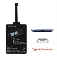 Cognos Transmitter Qi Wireless Receiver Universal Android Micro USB - TYPE A