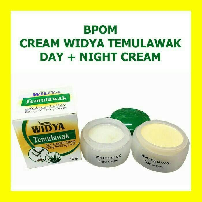 Cream Widya Temulawak Day and Night Original BPOM
