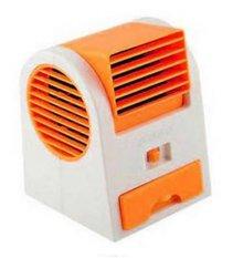 Dbest AC Duduk Mini Portable Fan - Orange
