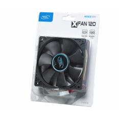 Deep Cool XFAN 120 Fan Casing High Quality Material - DCL-DP-FDC-XF120 - Black