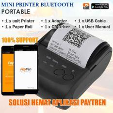 Mini Printer Bluetooth 58mm 5802