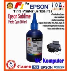 F1 Ink Sublime Epson Photo Cyan 100ml