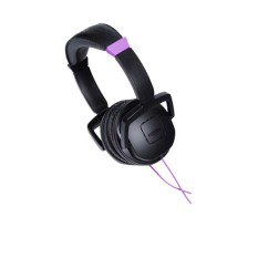 Fostex TH7B Semi-Open Professional Headphones - Hitam Ungu