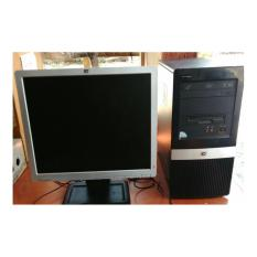 HP, buildup core 2 duo e8400,[hitam]