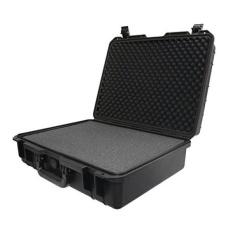 Kasus IBEX-Black Watertight Hard Rugged Protective Case untuk Elektronika, Peralatan, Kamera, Peralatan, Drone, dan Lainnya (IC-2100BK)-Intl