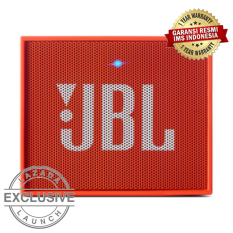 JBL GO Portable Bluetooth Speaker - Oranye