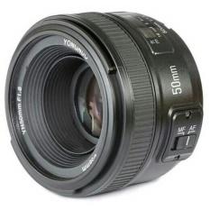 Lensa Fix Yongnuo YN 50mm F/1.8 AFS for Nikon