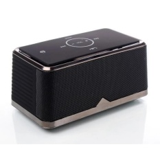 【BLN-Tech】Mini BE8 Touch Screen A8 Wireless Bluetooth Speaker Portable Card Desktop Audio Subwoofer Subwoofer NFC