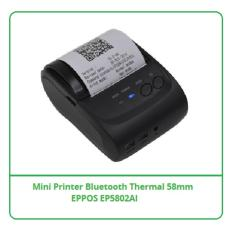 Mini Printer Thermal Bluetooth 58mm