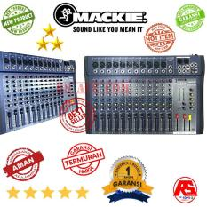 MIXING MIXER MACKIE SUPER SLIM 12 CHANNEL HD AUDIO VOKAL