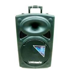 Murah !!! Speaker Portable Amplifier Wireless Linkmaster Pa 1519 Bluetooth (15 Inch)