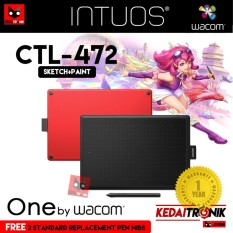 NEW!! One by Wacom CTL-472 Small Pen Tablet ONE Art Comic Intuos Mouse