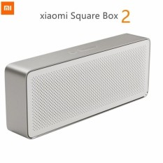Original Xiaomi Mi Bluetooth Speaker Square Box 2 Stereo Portable Bluetooth 4.2 High Definition Sound Quality 10hours  Play Music With AUX