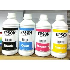 PAKET TINTA EPSON 4 WARNA PHOTO QUALITY
