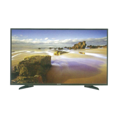 Panasonic 43 inch LED Full HD TV - Hitam (Model TH-43E305)