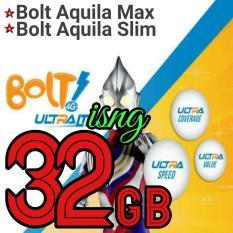 Perdana Modem Bolt 32GB Aquila Slim Aquila Max Juno