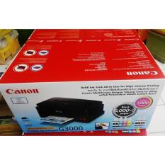 Printer Canon G3000 Aio+Wifi  Peripheral Komputer