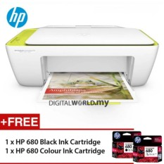 Printer Hp Deskjet 2135 All In One Included Free Tinta Sepasang Black and Colour