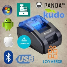PRINTER KASIR-STRUK BLUETOOTH KERTAS 58MM PANDA PRJ-58D ADA CASH DRAWER-LACI RJ11 PORT SUPPORT ANDROID-IOS-WINDOWS BISA CETAK PPOB BTN-PAYTREN
