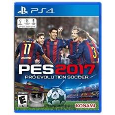 Pro Evolusi Sepak Bola 2017-Edisi Standar PlayStation 4-Internasional