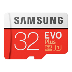 Samsung Micro SD Evo+ 95Mbps 32GB (With Adapter)