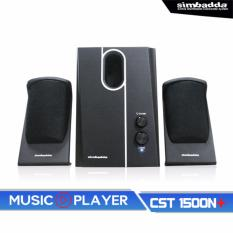 Simbadda Music Player CST 1500N+
