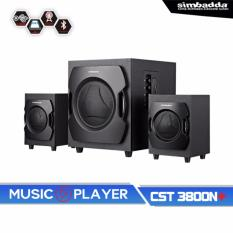 Simbadda Music Player CST 3800 N+