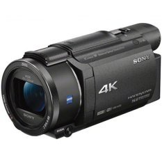 Sony FDR-AXP55 4K Handycam with Built-in projector - Hitam