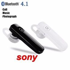 Sony Headset Bluetooth 4.1 Earphone Build-in Mic Handfree.