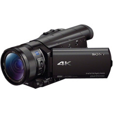 Sony Professional FDR-AX100E 4K Ultra HD Camcorder