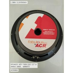 Speaker ACR 12in Type 3060 Fabolous