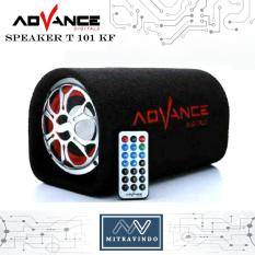 Speaker Advance  Subwofer T101 KF - FM Radio - New