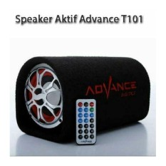 SPEAKER  ADVANCE  T101KF / AUDIO KARAOKE AKTIF