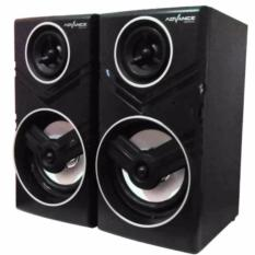 Speaker Komputer USB Advance Duo-080 With Volume Control  / Rafly Audio