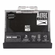 Speaker Portable Altec Lansing IMW257 Mini H2O Waterproof Original - Black