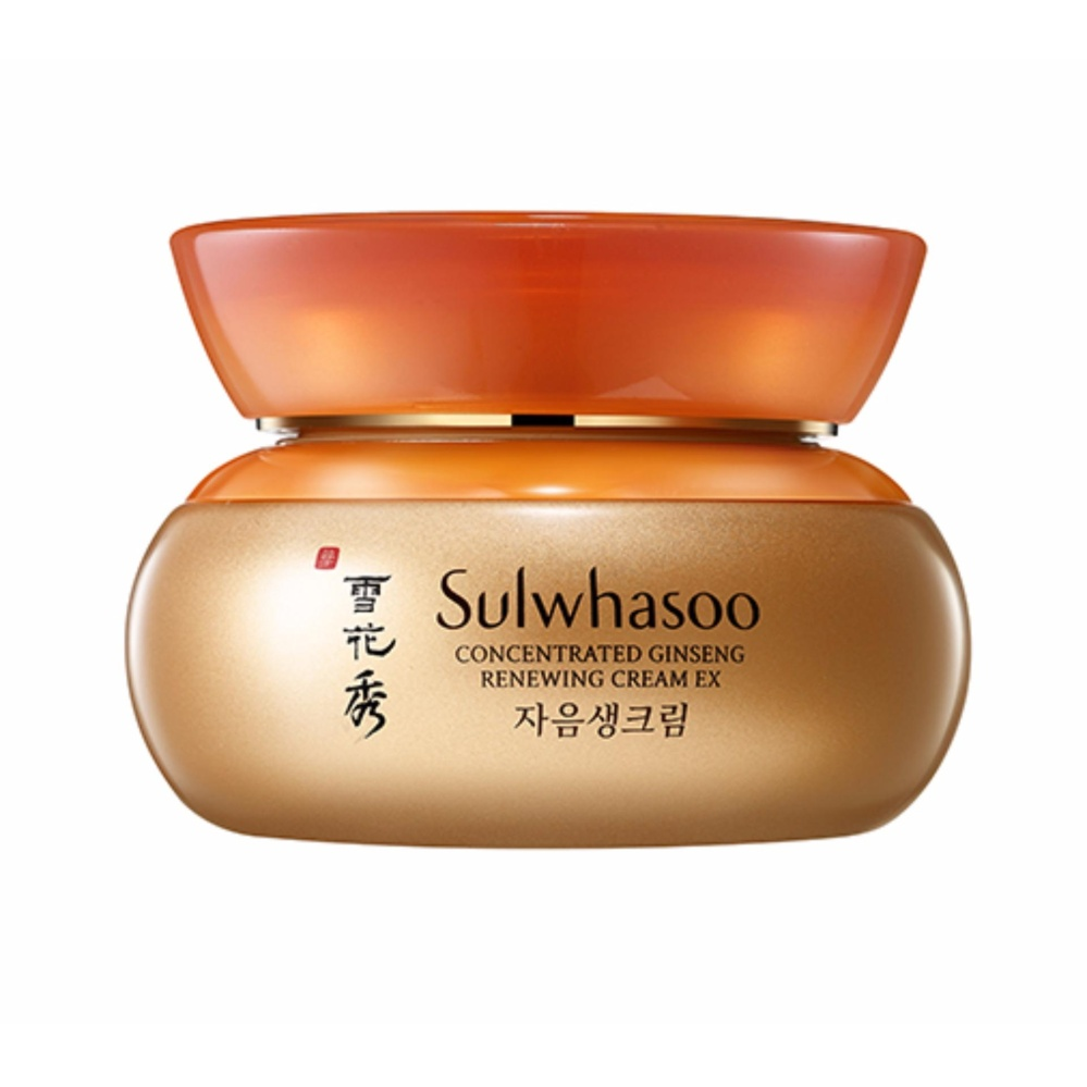 Sulwhasoo Concentrate Ginseng Renewing Cream EX - 5 ml