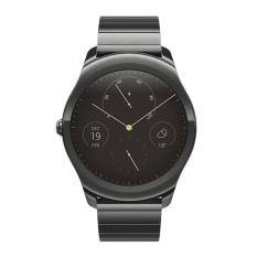 Ticwatch 2 Classic Onyx AMOLED screen with Sapphire Cover Glass & Stainless Steel Case Smartwatch