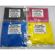 Toner Bubuk Hp Laserjet Colour CP1025,CP1525,M176,M252 Diamond + Chip