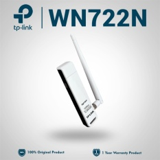 TP-Link TL-WN722N 150Mbps High Gain Wireless USB Wifi Adapter