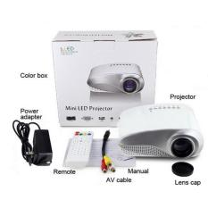 TV Projector Home Theater Proyektor Portable Projector mini Up to 100