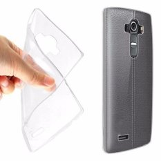 LOLLYPOP Ultrathin TPU Jelly LG Leon Softcase Silicone Backcase Backcover Case Hp Casing Handphone