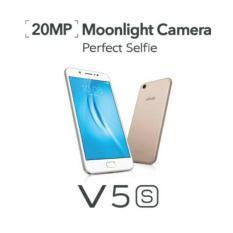 Vivo V5S Gold - Garansi 2 tahun