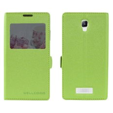 Wellcomm Easy View Case Oppo Neo R831  - Hijau