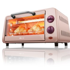 9L 800W Convection Electric Toaster Oven Stainless Steel Broiler Countertop Bake - intl