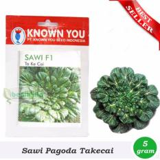 Benih/Bibit Sawi Pagoda Ta Ke Cai (Known You Seed)