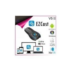 Ezcast Vsmart V5ii Miracast Original Holo- Latest Version (Tercanggih)