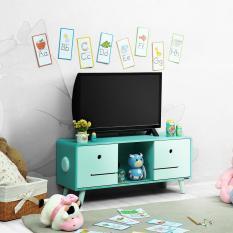 iFurnholic Macaron TV Cabinet - Kabinet TV - Tosca - Gratis Pengiriman Pulau Jawa dan Denpasar