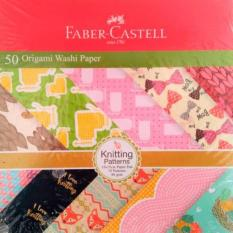 Kertas Origami Faber Castell Washi Paper