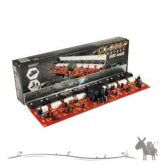 Kit Power Amplifier Stereo Bell CX 600 Protect