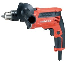 MAXITOOLS - Maktec 13 mm Impact Drill - Mesin Bor Beton 13 mm - Jampot Series - MT 817